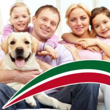 Casa, Famiglia & Animali